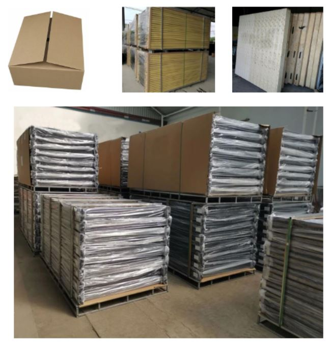 gate and fence packaging