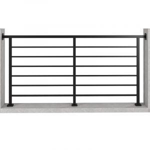 Vietnam steel railings – HNSELC17