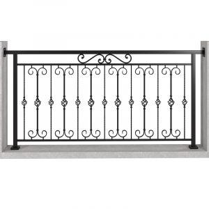 Vietnam steel railings – HNSELC19