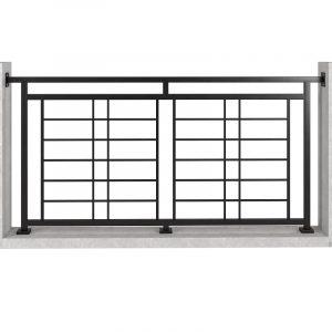 Vietnam steel railings – HNSELC16