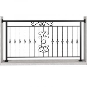 Vietnam steel railings – HNSELC12